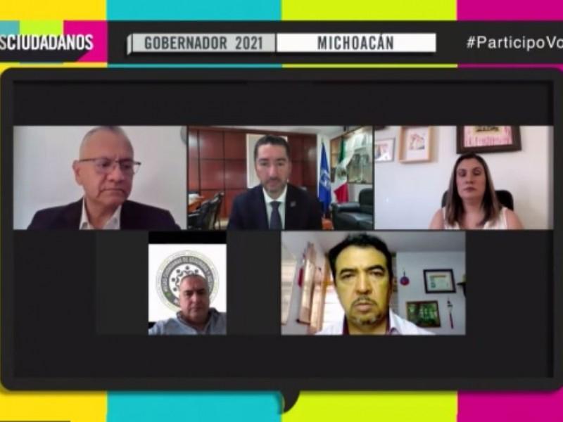 Debate Ciudadano busca reducir el 60% de abstencionismo en Michoacán
