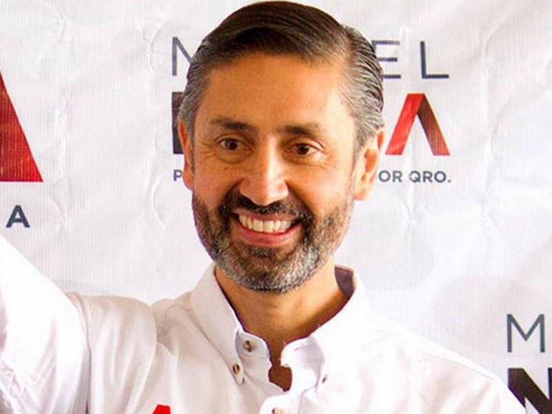 Debate de COPARMEX ''una farsa'' afirma Miguel Nava