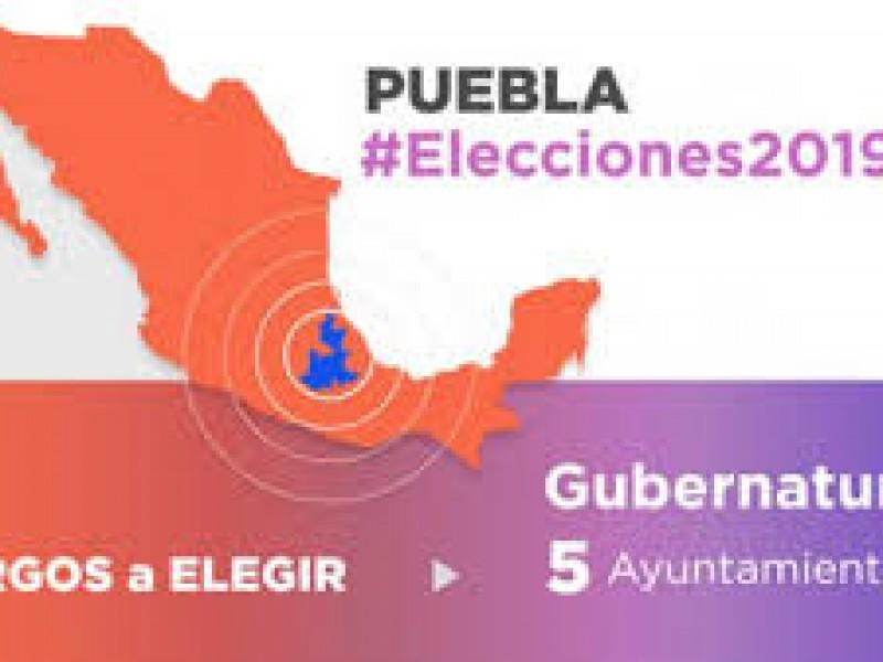 Debate podría definir al siguiente gobernador de Puebla