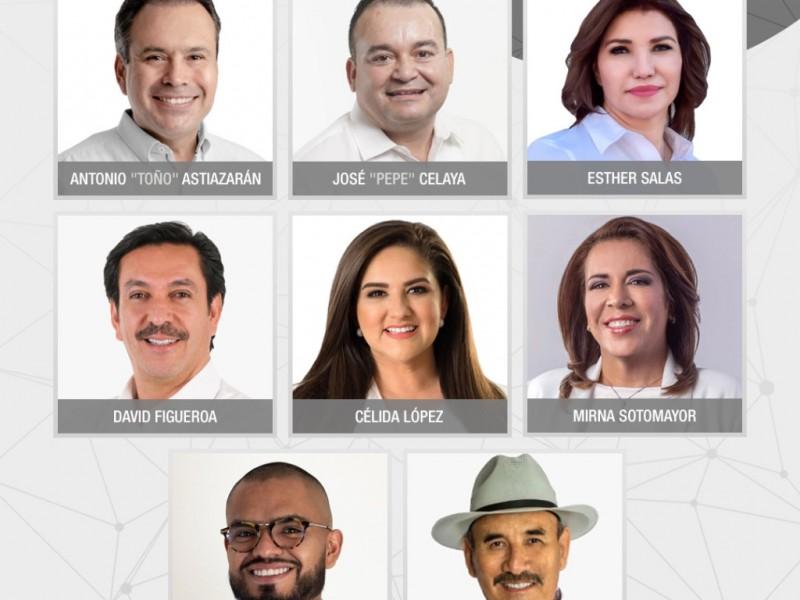 Debaten candidatos a alcaldía de Hermosillo