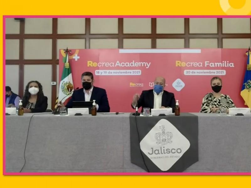 Debatirán los desafíos educativos post-covid en Recrea Academy