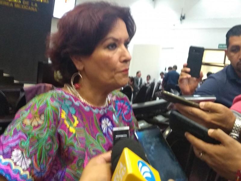 Debe explicar diputada Adriana Aguilar inestabilidad