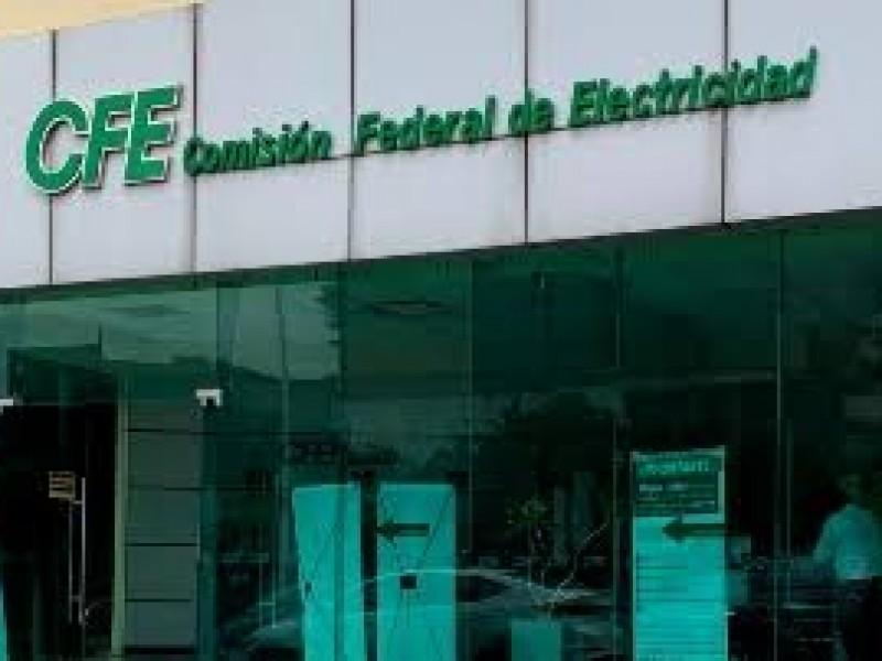 Debe ser Hacienda y no ciudadanos quienes rescaten a CFE