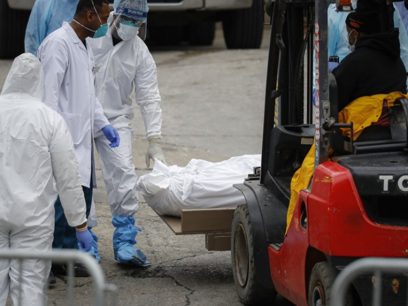¿Deben ser enterrados cadáveres infectados por coronavirus?