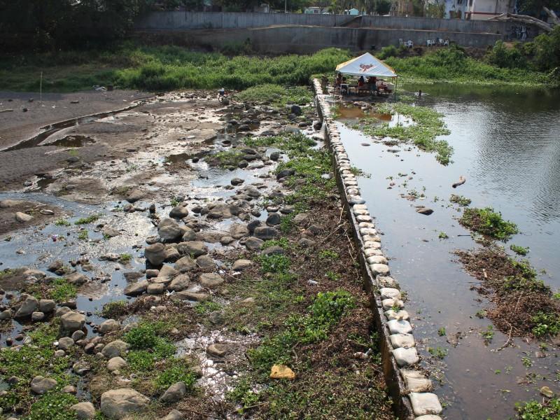 Debido a estiaje, colonias de Veracruz sufrirán escasez de agua