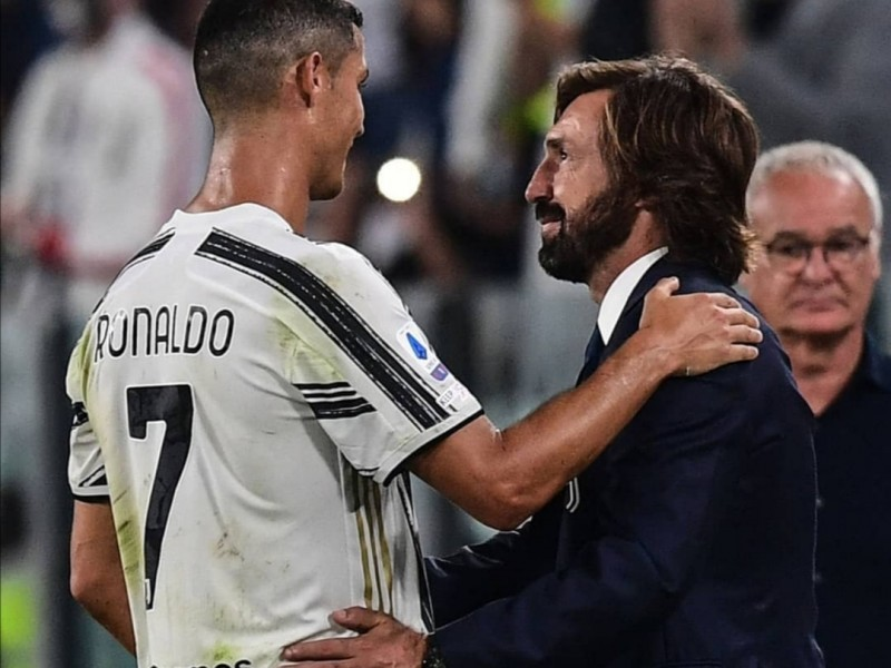 Debut triunfal para Andrea Pirlo como DT de Juventus