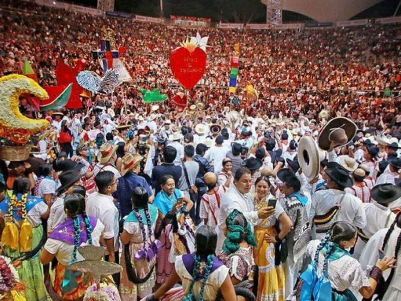 Decidirá Consejo de Salubridad celebración de Guelaguetza: Sectur