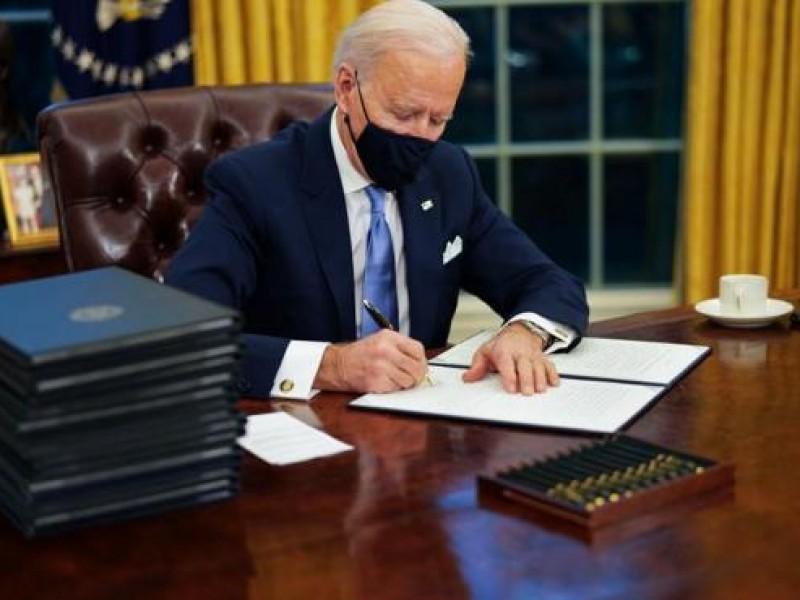 Decisiones en migración de Biden es para satisfacción de votantes
