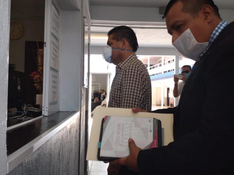 Declara alcalde de Ixtlahuacán sobre caso Giovanni e investigaciones pendientes