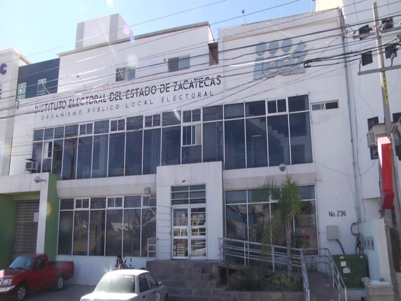 Declara IEEZ pérdida de registro de cuatro partidos políticos locales