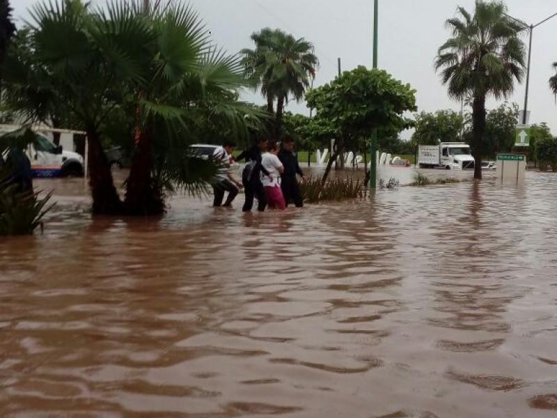 Declara SEGOB emergencia para 11 municipios de Sinaloa