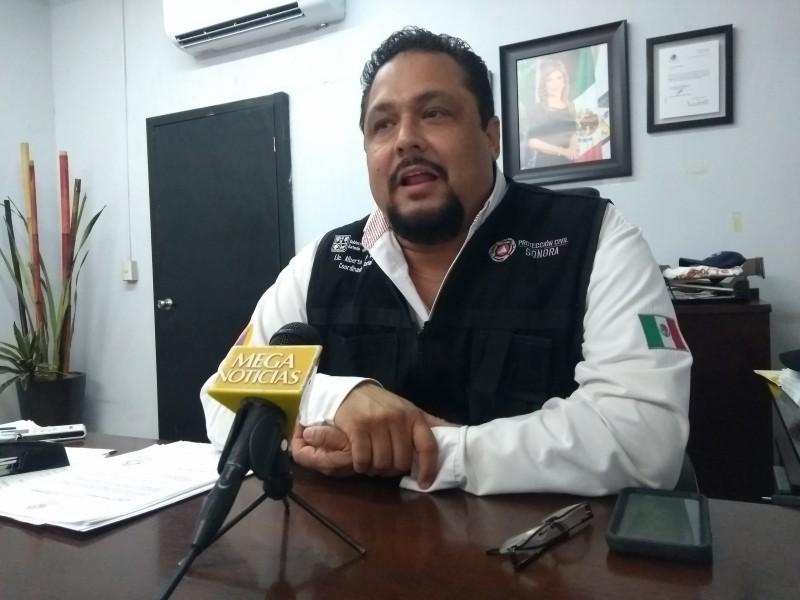Declaran en emergencia once municipios por Sergio