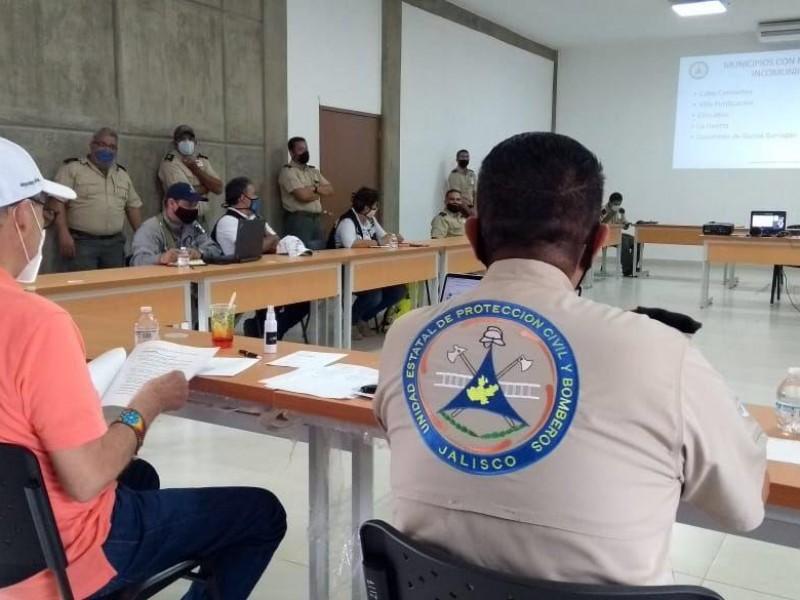 Declaran estado de emergencia en costas de Jalisco por Hernán