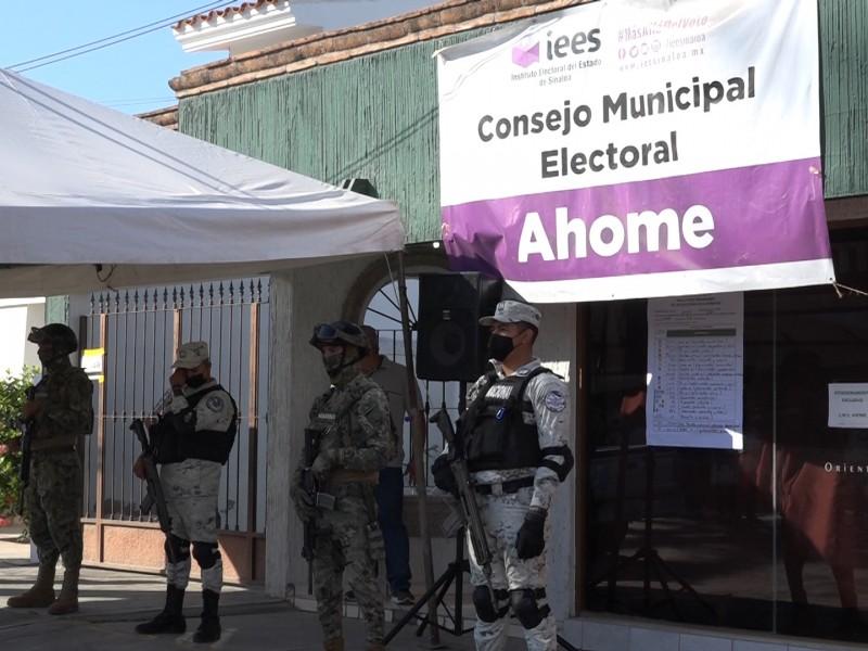 Declaran ganador a la alcaldía Ahome a Gerardo Vargas Landeros