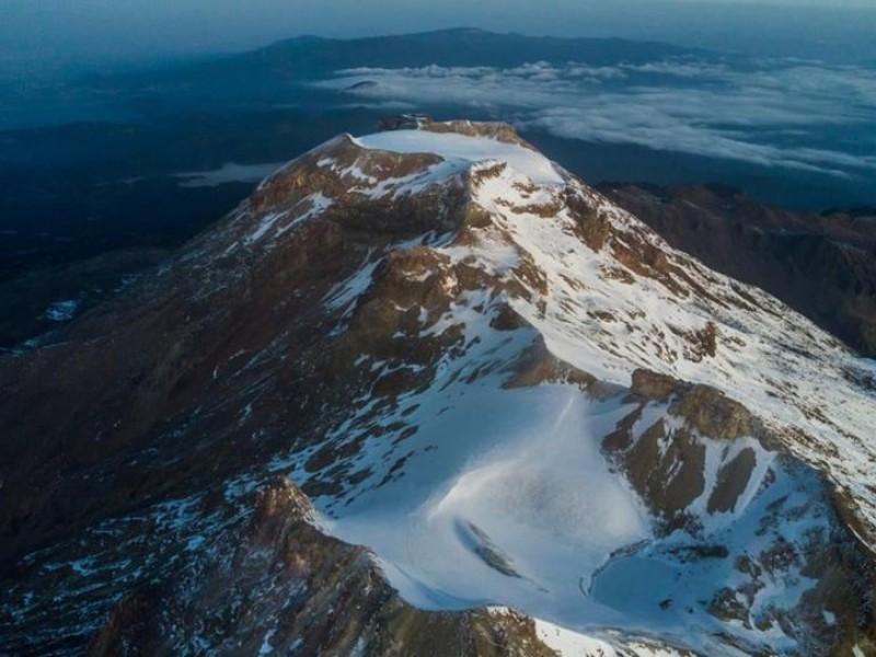 Declaran oficialmente extinto glaciar Ayoloco del Iztaccíhuatl