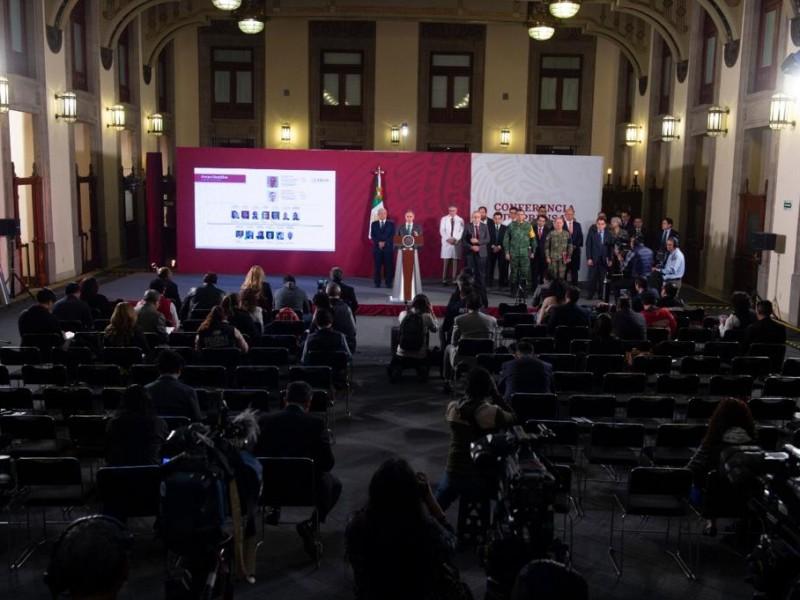 Declaran oficialmente FASE 2 por coronavirus en México
