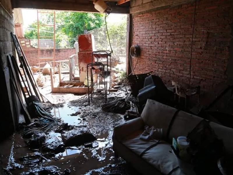 Declaran zona de desastre en Nayarit