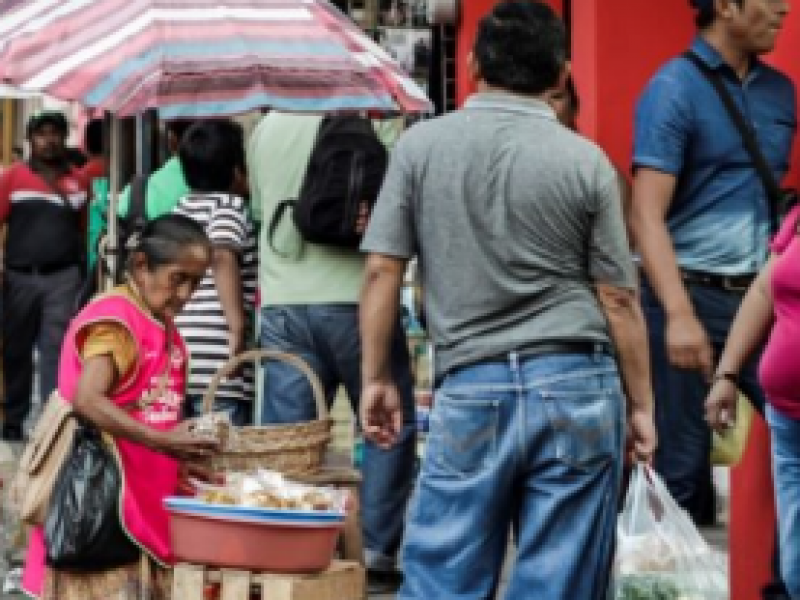 Decrece economía chiapaneca