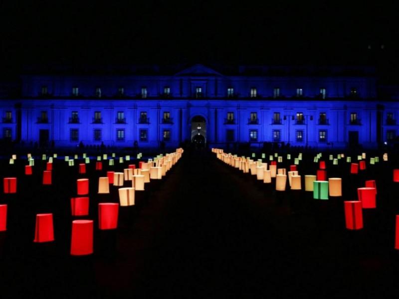 Decretan dos días de luto por la pandemia en Chile