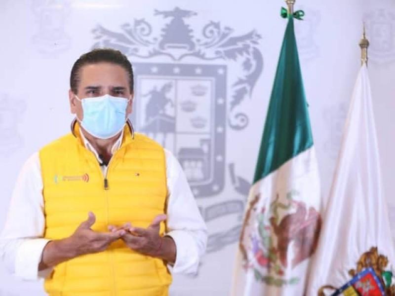 Decretan uso obligatorio de cubrebocas en Michoacán
