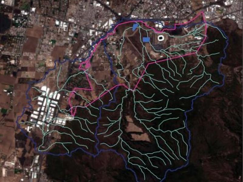 Decretan Zona de Recuperación Ambiental a El Bajío