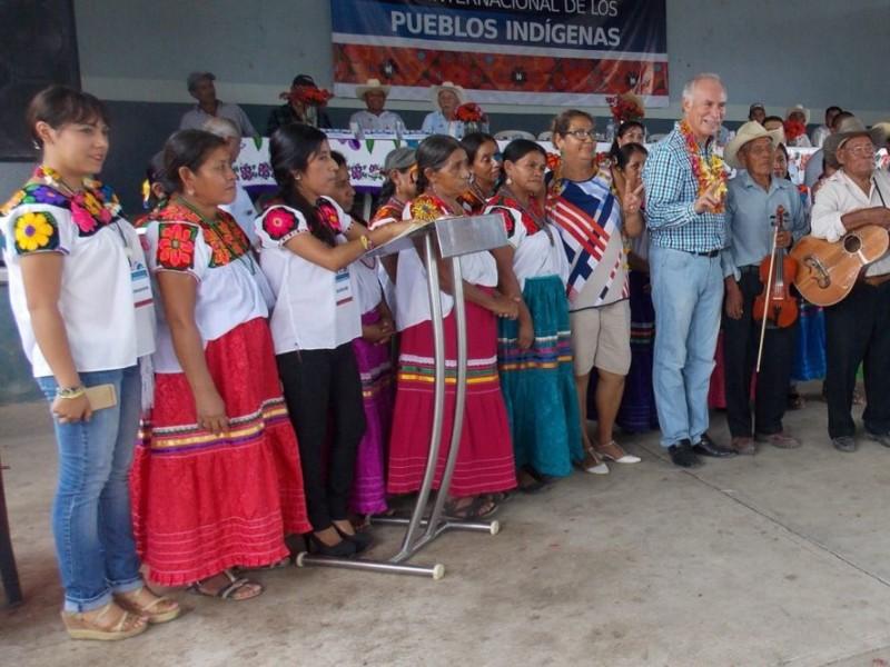 Defenderán cultura indigena en Álamo