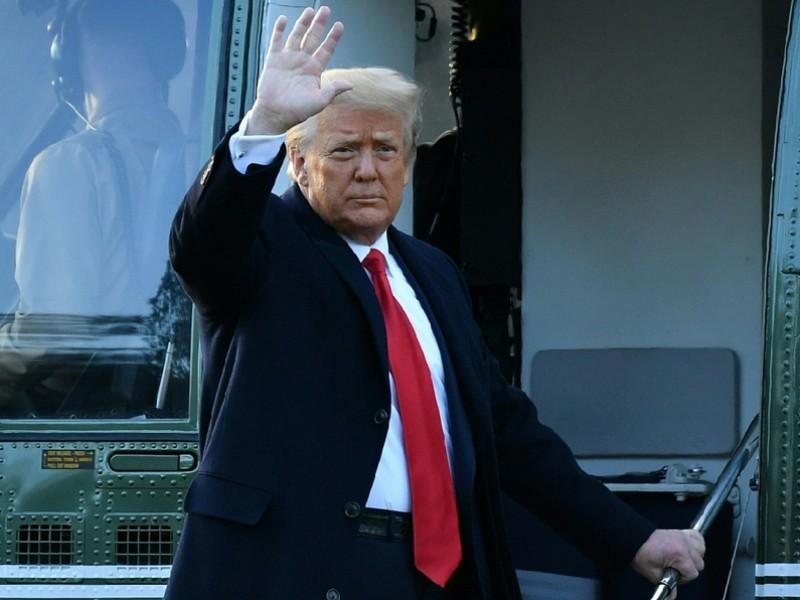 Defensa de Trump presenta argumentos ante el Senado