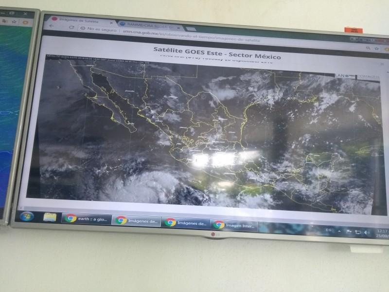 Déficit de precipitaciones en Chiapas durante 2018