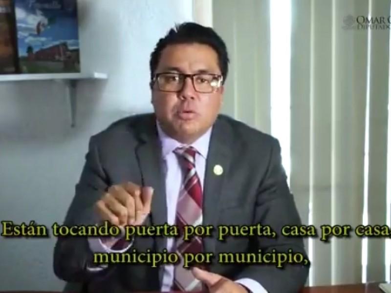 Defiende Servidores de la Nación, sale otro audio