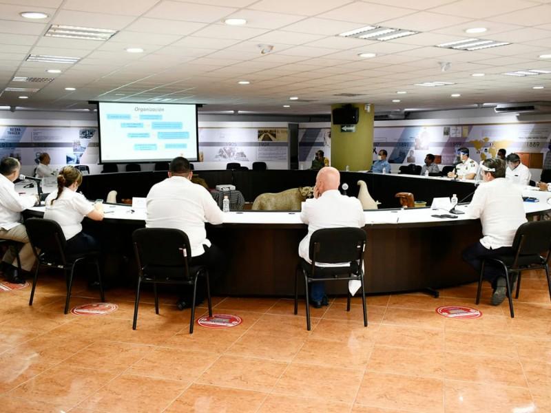 Definen autoridades programa de control de movilidad en TGZ