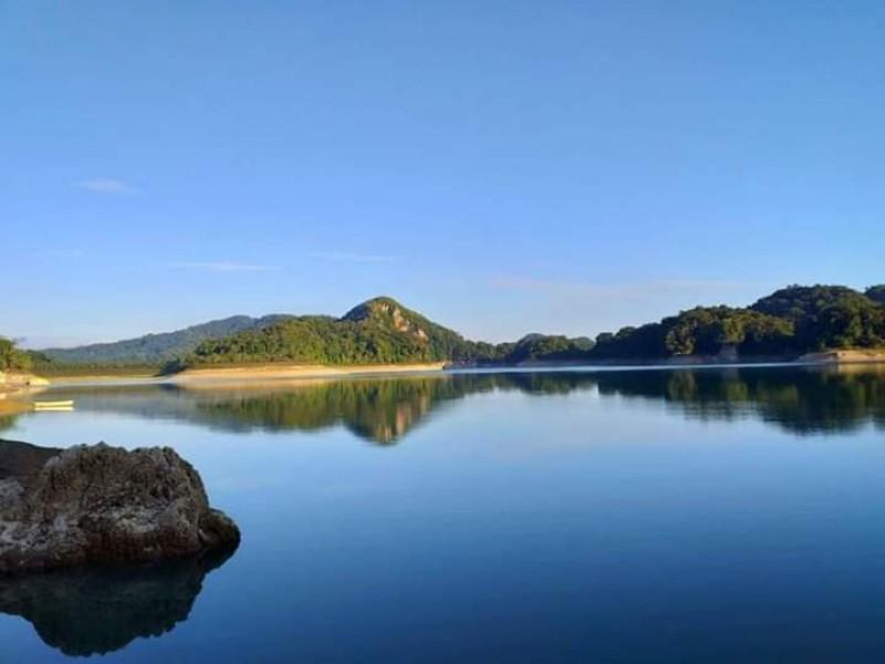 Deforestación está secando laguna Metzabok en selva Lacandona