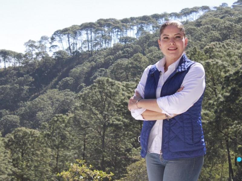 Deja cargo como presidenta de Xalisco Nadia Ramírez