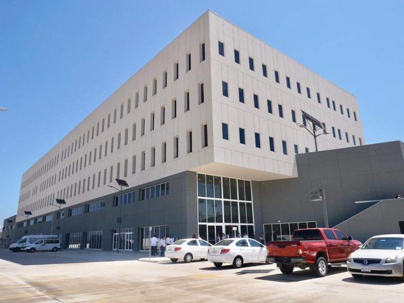 Deja de operar el Nuevo Hospital del ISSSTE