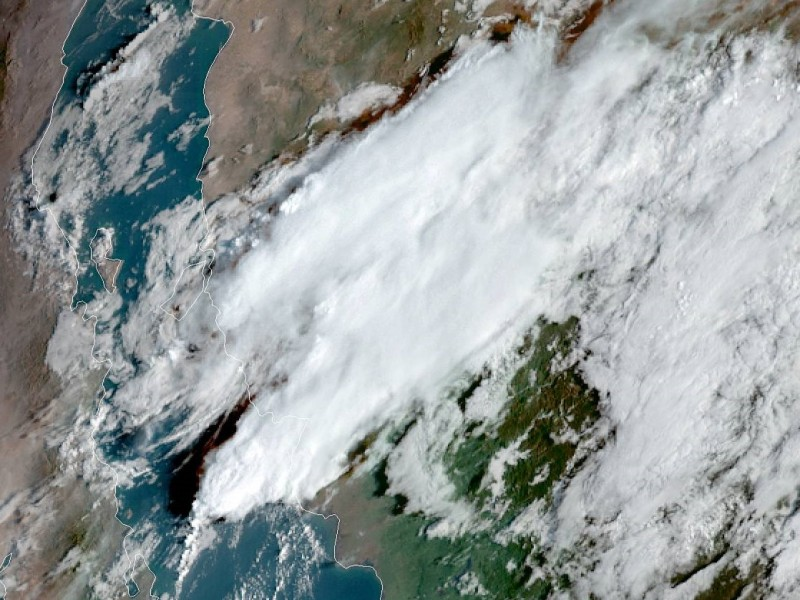 Deja TT Lorena 22.9 mm de lluvia