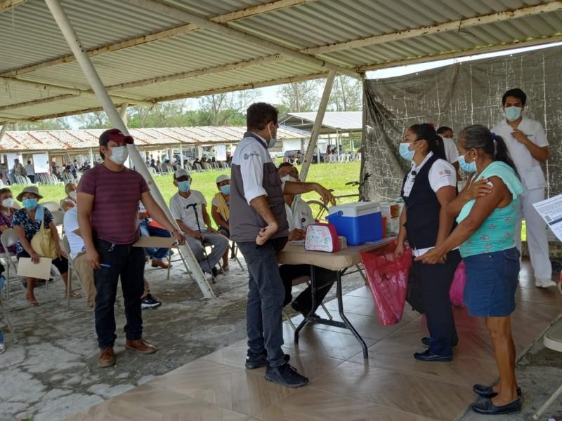Del 19 al 22 continuará la vacunación en Veracruz