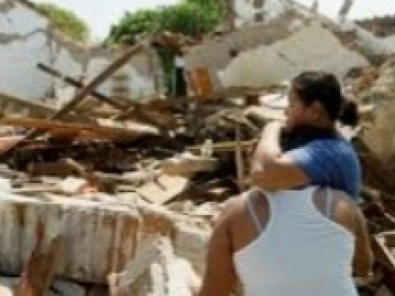 Del terremoto del 7 de septiembre ya solo el recuerdo queda