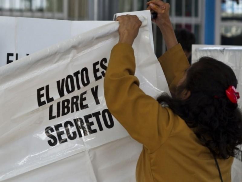 Delegación Coyoacán asegura que actuó legalmente en elección