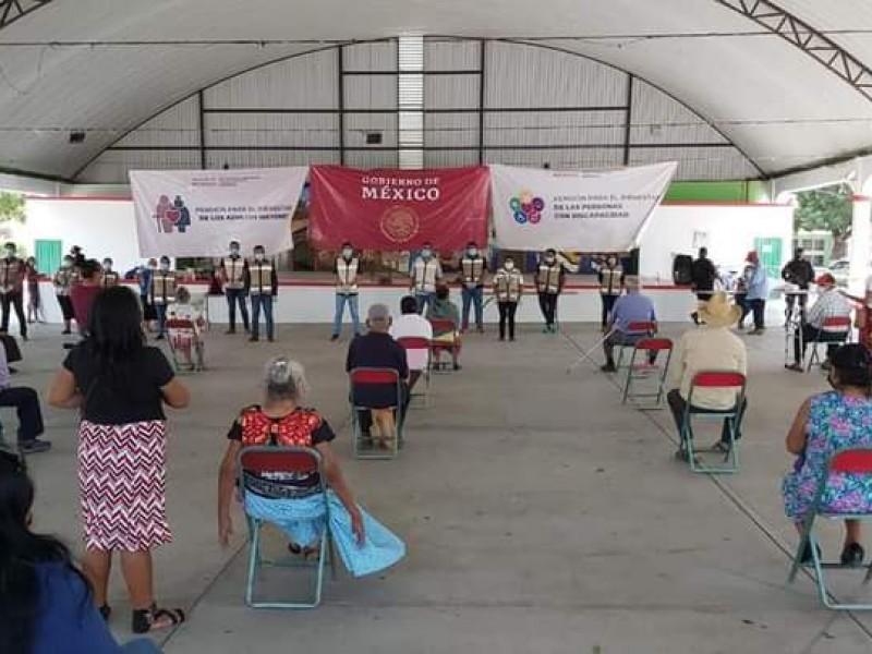 Delegación Tehuantepec dispersará 173 MDP en programas sociales