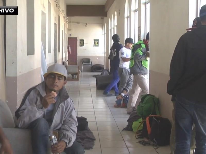 Delegado INM visita San Luis tema migrantes