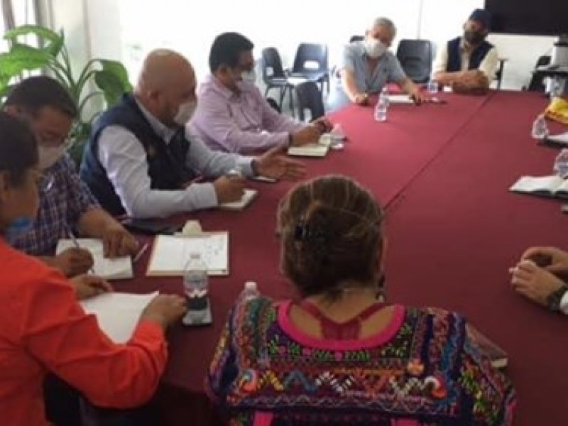 Delegados federales y Red Regional de Vecinos Afectados logran acuerdos