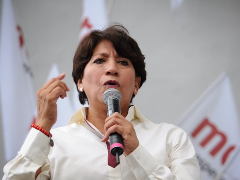 Delfina Gómez, próxima secretaria de Educación Pública