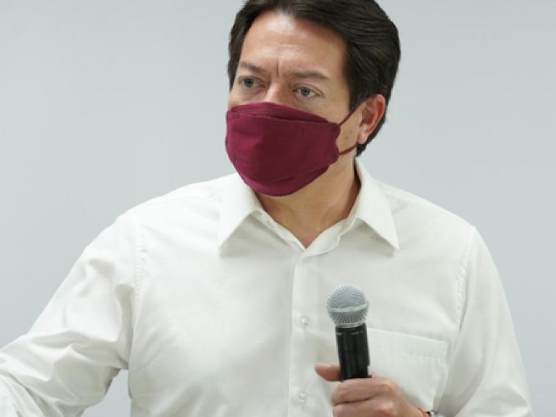 Delgado exige renuncia a consejeros electorales por cambio de reglas