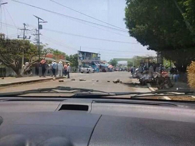 Demandan comuneros conflicto de tierras en Carranza