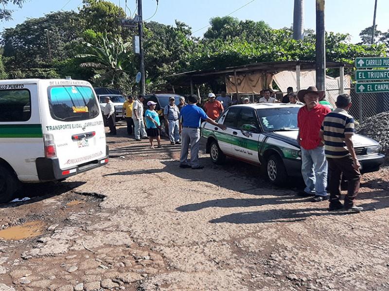 Demandan seguridad en comunidades de Tapachula