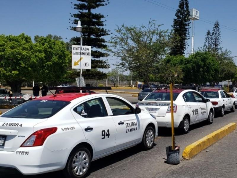 Demandan transportistas solución a problema de pirataje en Zamora