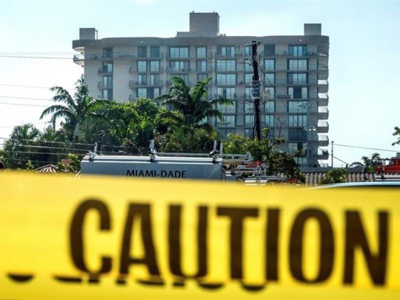 Demolición de edificio en Miami puede comenzar esta noche