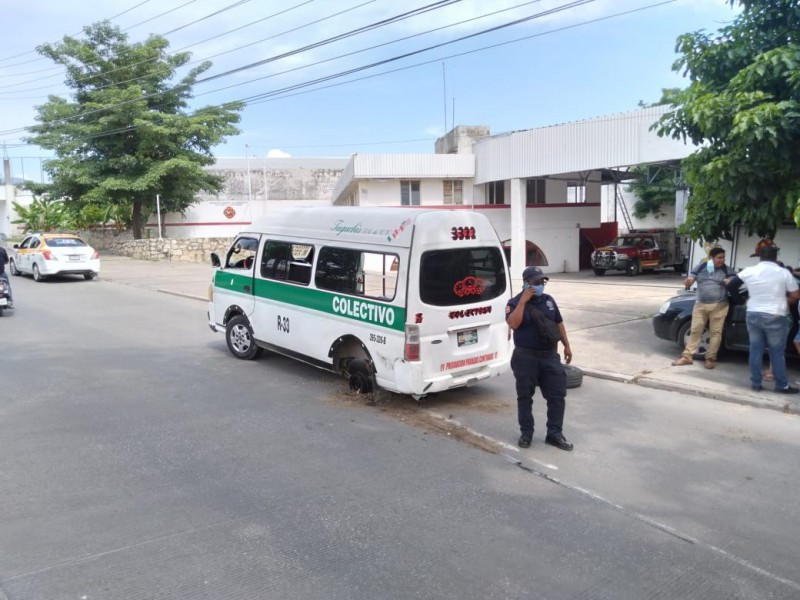 Denuncia abogado presunta corrupción en Secretaría de Transporte