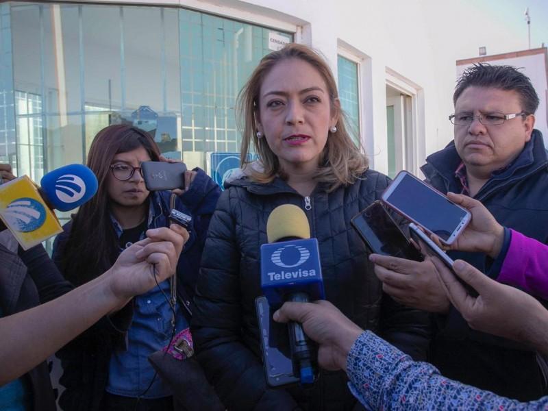 Denuncia delegada condicionamiento en Becas Benito Juárez