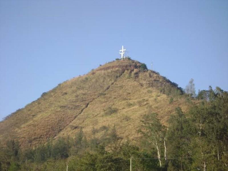 Denuncia deportista contaminación del Cerro de la Cruz en Tepic