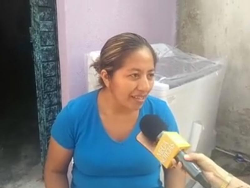 Denuncia impunidad ante muerte de su esposo